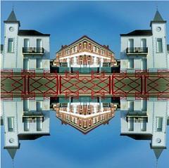 2016-04-27 place jules guesde symmtrie (april-mo) Tags: art experimental symmetry symmetric experimentalphoto experimentaltechnique