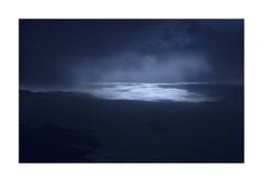 Blue sea (rockallkalle) Tags: blue sea sky seascape water clouds squall landscape