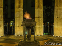 Brisbane City Nite Walk -4090020.jpg (markl62) Tags: longexposure cars night memorial shrine au australia olympus brisbane flame queensland cbd cenotaph remembrance anzac omd eternal em1 1240