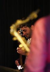 Jam session (nikjanssen) Tags: musician bokeh guitar jazz sax jamsession