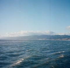 Waving (Laura-Lynn Petrick) Tags: ocean mediumformat losangeles waves santamonica pacificocean series swimmingintheocean lauralynnpetrick lauralynnpetricktravels lauralynnpetricklosangeles lauralynnpetrickpacificocean lauralynnpetrickocean lauralynnpetrickoceania lauralynnpetrickmediumformat lauralynnpetricktheocean