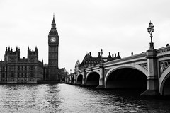 DSC_0358 (ashleigh290) Tags: uk bridge england blackandwhite london tower westminster thames spring elizabeth parliament bigben palace unitedkindom