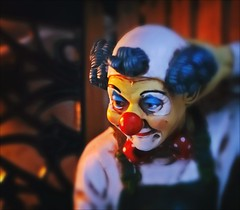 Slider Sunday (Sue90ca A Warm Weekend Ahead?) Tags: canon clown 6d slidersunday