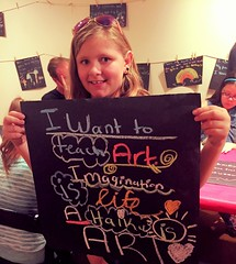 I want to teach art. imagination is life. a haiku is art.  @phxart #phxartfamily #haiku #phxhaiku #phoenix (ghm575) Tags: phoenix haiku topphx16 phxartfamily phxhaiku