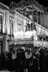 _DSC4490-89 (ireneleija) Tags: bw mexico zacatecas cultura silencio semanasanta procesion tradicion viacrucis