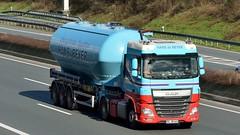 D - Hans de Beyer DAF XF 106 SC (BonsaiTruck) Tags: truck hans silo 106 lorry camion trucks bulk lastwagen daf lorries lkw beyer xf ffb citerne lastzug silozug feldbinder powdertank