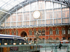 St Pancras (Jelltex) Tags: london station stpancras stpancrasinternational jelltex jelltecks