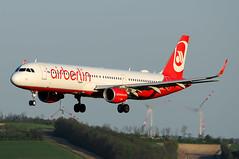 Air Berlin Airbus A321-211 - D-ABCN (Chris Jilli) Tags: vienna wien berlin airport air international airbus flughafen vie schwechat loww wienschwechat a321211 viennaschwechat dabcn