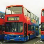 Go Gateshead 3677 (G677TCN) - 12-07-98