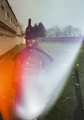 ThinRedLine-007 (McFarlaneImaging) Tags: winter ontario canada broken 35mm soldier army george uniform kodak fort outdoor olympus niagara lightleak nhs flare highdefinition british hd halfframe disc expired reenactor drill niagaraonthelake warof1812 thinredline 1812 mci penee rescale mcfarlaneimaging discoveron mciphoto