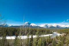 Banff Apr 2015-12 (memories by Mark) Tags: canada alberta banff banffnationalpark morantscurve