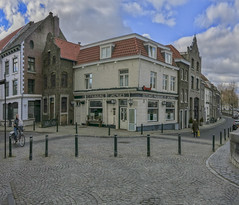 roermond Steen Brug _Panorama11 (seyjo) Tags: panorama church buildings river places location maas hdr roermond urbanscape historiccity rur dutchcity steenenbrug seyjo