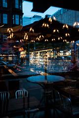 Pike Street Market (David Leyse) Tags: window lights pikestreetmarket reflextion