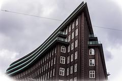 Luxury Liner (*Capture the Moment*) Tags: windows architecture fenster hamburg facades architektur chilehaus fassaden 2016 chilehouse sonynex7 sonye18200mmoss