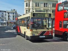 79 (M79 CYJ) - Castle Square (didsbury_villager) Tags: 79 brightonhove m79cyj