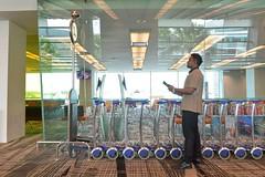 ATMS Data Changi Airport - Alphonsus Chern (CleaningAsia.com) Tags: changiairport cag changiairportgroup trolleymanagement