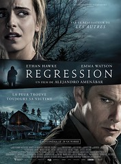 Regression (2015) รีเกรสชั่น สัมผัส...ผวา