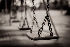 I'm always partial to a swing shot! (w.mekwi photography) Tags: park scotland dof bokeh swing depthoffield chain dumbarton levengrovepark nikond800 wmekwiphotography