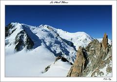 Le Mont Blanc 2 (P.LeToq) Tags: nature alpes chamonix montblanc alpinisme sommet