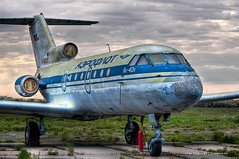 2013-06-05_617_omsk-hdr-900 (redlinemodels) Tags: metal natural dirty stained weathered balkan bga balcan l410 yak40   40 410