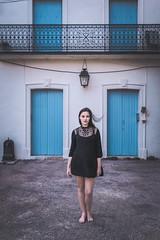 Betty (SAM & TIM) Tags: nikon flickr robe bleu d750 shooting tarn aude facebook hrault olargues