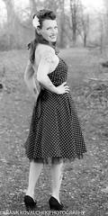 For some reason I really like this shot (Alaskan Dude) Tags: fashion portraits model women photoshoot modeling models danielle pinup photoshoots