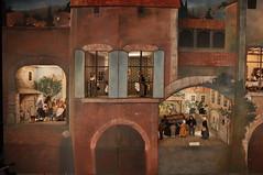 scene provence 57 (Les Crches du Monde) Tags: olives provence santons lavandiere