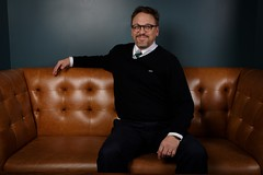 Scott Williams (Geoff Livingston) Tags: portrait man men club advertising dc washington federation as