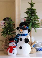 Snowmen (snap713) Tags: winter snowmen