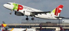 CS-TTR TAP AIR PORTUGAL AIRBUS A319-11