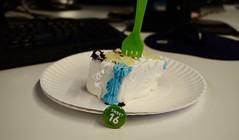42/366 - B6 Sweet 16 (Jakub Wil.) Tags: cake dessert photo nikon day sweet anniversary aviation airline jetblue 16 365 airways dslr challenge 366 d5100