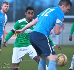 Aylesbury United v Fleet Town 2016 (Michael J Snell) Tags: game sport football goal soccer aylesbury nonleague nonleaguefootball theducks aylesburyunited aylesburyunitedfc fleettownfc danielolusemo