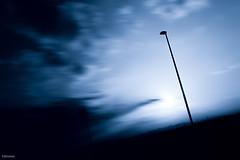 The Blue Piers (Karlo Marinovi) Tags: sunset sky black art beautiful clouds photoshop wonderful dark landscape outdoors photography photo moving nice nikon long exposure pretty outdoor gorgeous croatia editing nikkor karlo lightroom marinovic