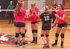 IMG_7216 (SJH Foto) Tags: girls club team teenagers teens volleyball cheer huddle tweens u14s