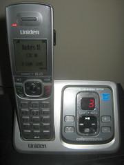 Uniden Telephone And Answering System. (dccradio) Tags: digital nc phone telephone northcarolina uniden lumberton portablephone answeringmachine landline answeringsystem homephone robesoncounty