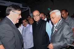 UK presence at Invest Karnataka 2016 (UK in India) Tags: city uk country leeds council session nitin gadkari arunjaitley