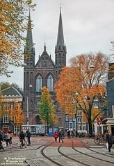 De Krijtberg, St. Francis Xavier Church, Amsterdam (PhotosToArtByMike) Tags: holland netherlands dutch amsterdam singelcanal grachtengordel canalring dekrijtberg