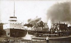 B.F. Jones & James Byers (Ashtabula Archive) Tags: tugboat ashtabula johnjlee bfjones jamesbyers
