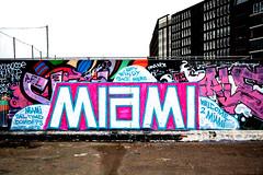 graffiti amsterdam (wojofoto) Tags: holland amsterdam graffiti miami nederland netherland javaeiland wolfgangjosten wojofoto