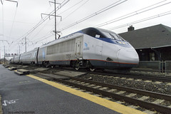 Acela Express 2006 (ExactoCreation) Tags: speed train high corridor amtrak bullet northeast acela