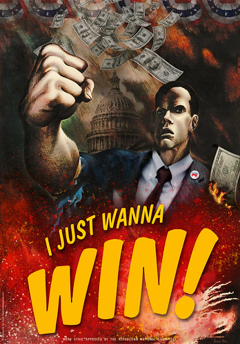 I JUST WANNA WIN!