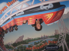 California Screaming .... maybe not (Sim-tov) Tags: california vacation portrait holiday disneyland chanukah dec surprise anaheim noa 2015