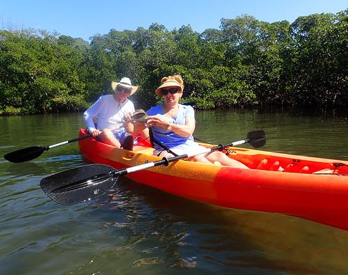 2_22_16 Kayak Tour Sarasota FL 01