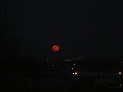 ** Nuit magique ** (Impatience_1) Tags: moon night lune fullmoon nuit impatience pleinelune coth supershot lunerousse sunrays5