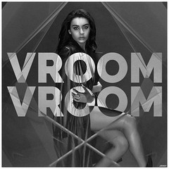 Charli XCX - Vroom Vroom (jxsefdesign) Tags: music art design artwork graphics graphic album cover albumcover charli vroom xcx