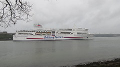 16 04 02 Pont Aven Cork (13) (pghcork) Tags: ferry cork ferries cobh pontaven brittanyferries corkharbour
