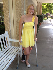 84433ef634_k (cb_777a) Tags: usa broken foot toes leg cast crutches ankle