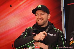 Tom Sykes, retrato