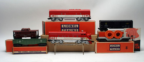 Train Set - $880.00 (Sold October 2, 2015)