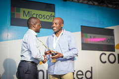 Microsoft Innovation Awards Winner in the E-Government category is COUNTY-PRO